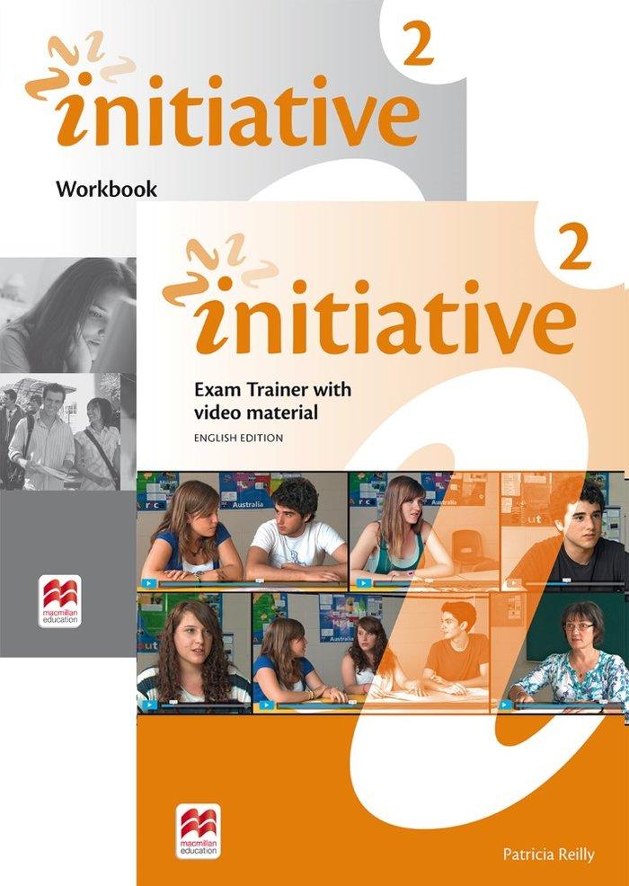 Initiative 2ºnb wb pack 15 ingles