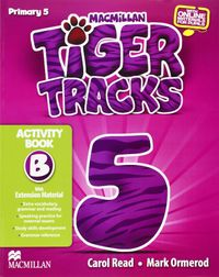 Tiger tracks 5ºep wb b 14 pack+skill