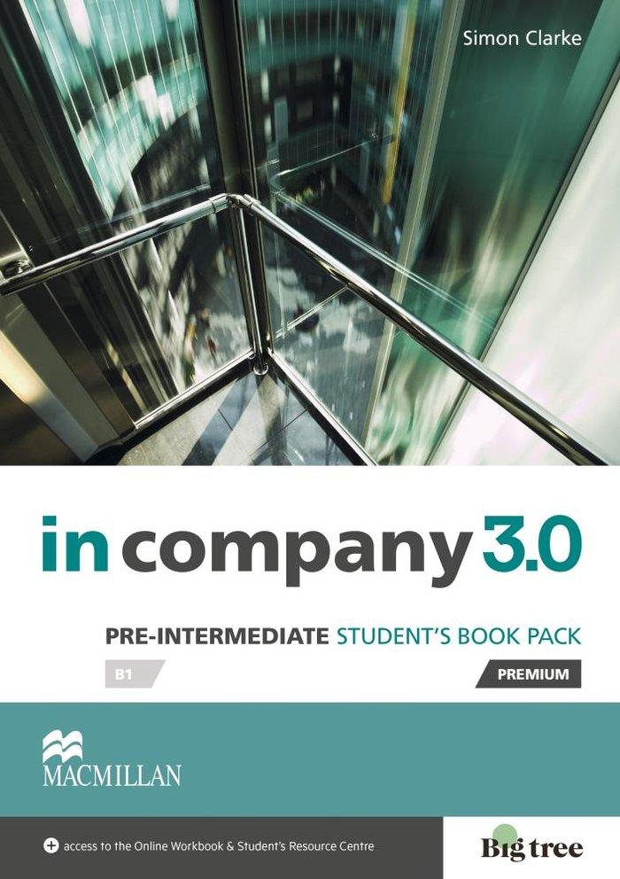 In company 3.0 pre-intermediate student pack ed.20