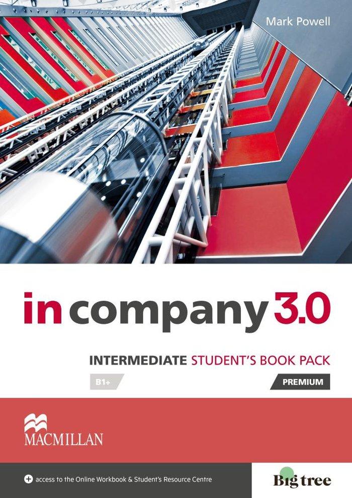 In company 3.0 intermediate student pack ed.2014