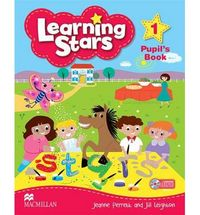 Learning stars 1 pupils pack ed.2014