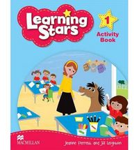 Learning stars 1 activity