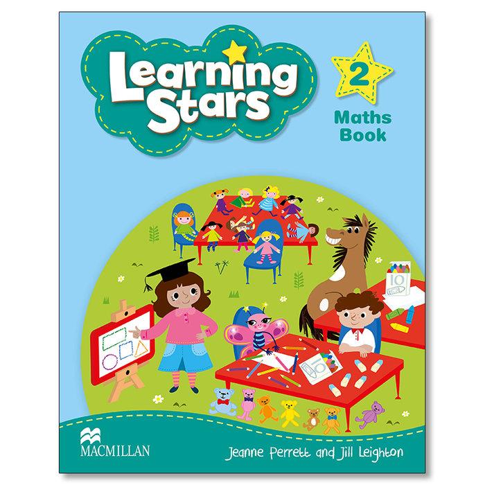 Learning stars 2 maths book ei 14