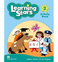 Learning stars 2 activity book ed.2014