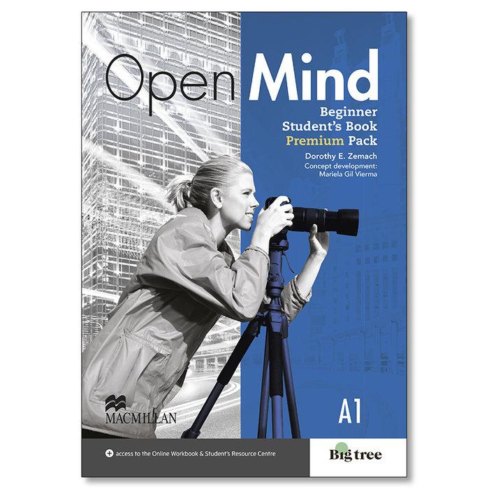 Open mind beg sb premium pk