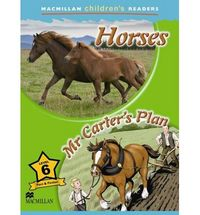 Horses  level 6 children readers