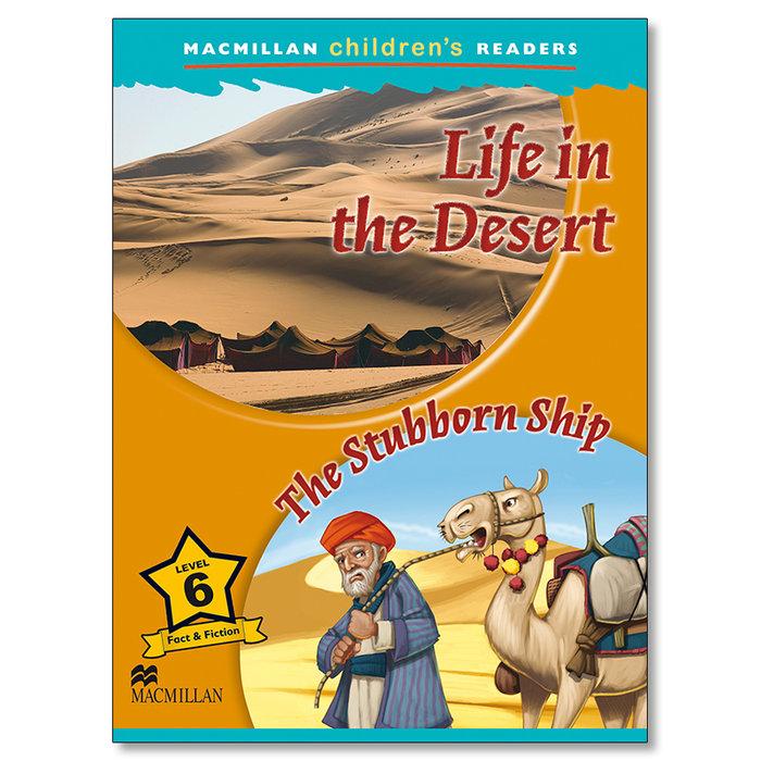Life in the dessert  the stubborn ship (mcr 6)