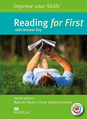 Improve skills first reading+key+mpo pack
