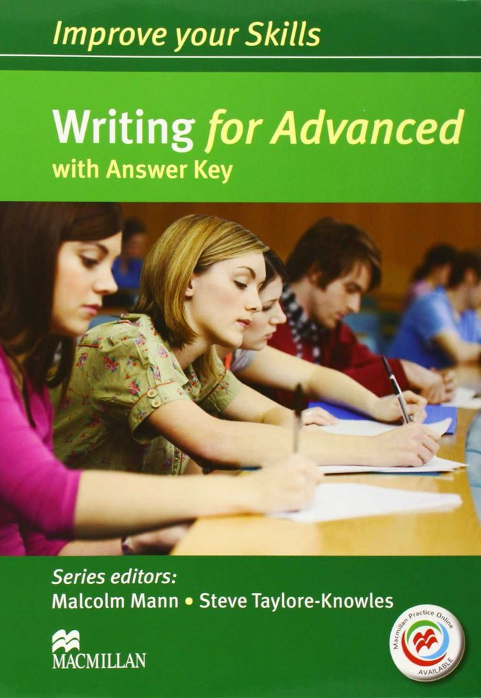 Improve your skills writing for advanced students