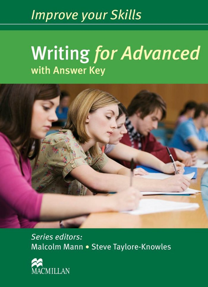Improve skills adv writing +key pk