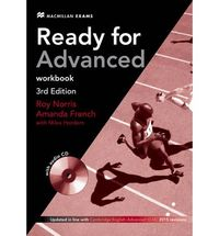 Ready for advanced workbook ed. 2014 key pack