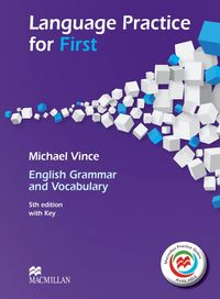 Language practice for first students +key online