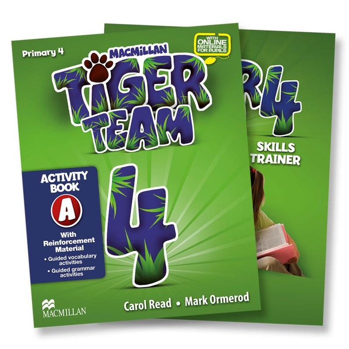 Tiger team 4ºep wb a 14 pack+skill