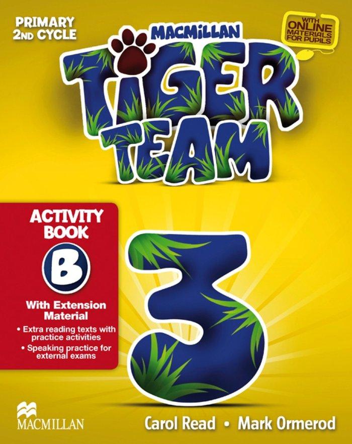 Tiger team 3ºep wb b 14 pack+skill