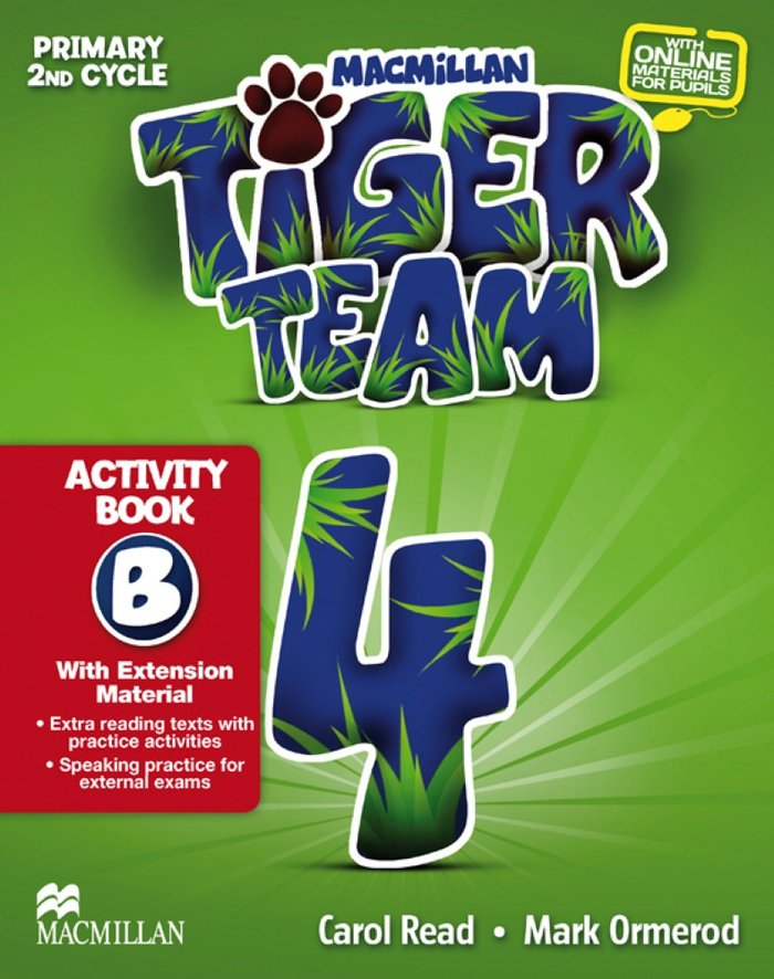 Tiger team 4ºep wb b 14 pack+skill