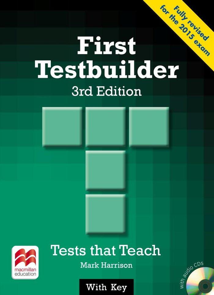 First testbuilder st +key pack 15