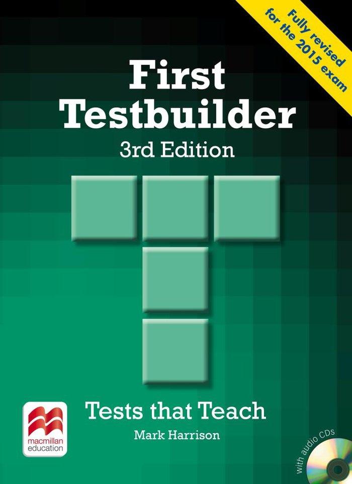 First testbuilder st -key pack 15