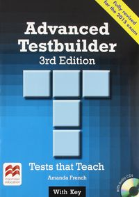 Advanced testbuilder st pack +key 3ªed