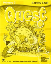 Quest 3ºep wb 14 pack