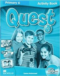 Quest 6ºep wb 14 pack