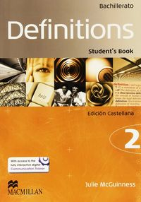 Definitions 2ºnb st 14 pack