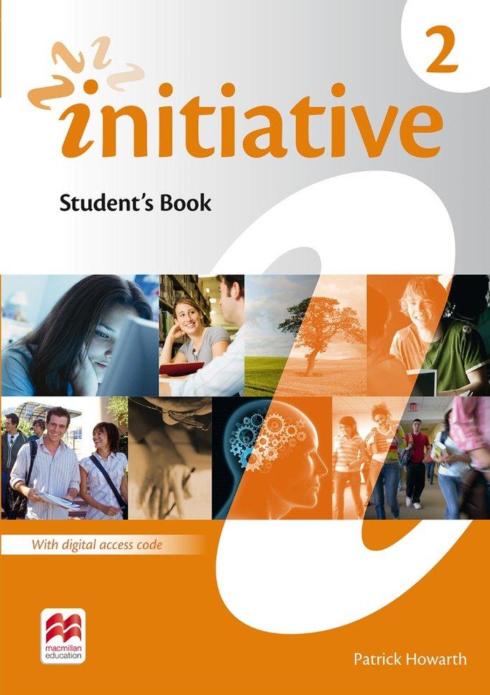 Initiative 2ºnb st pack 15 ingles