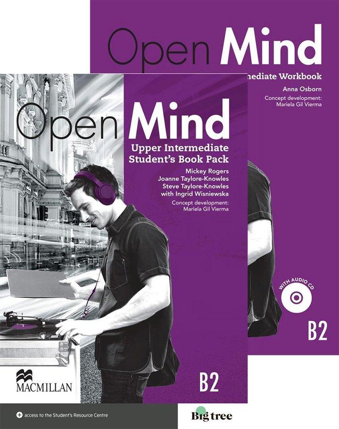 Open mind upper st+wb -key pack 15