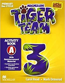 Tiger basics 3ºep wb 17