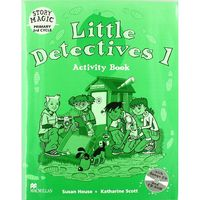 Little detectives 1 wb+cd 07 5ºep