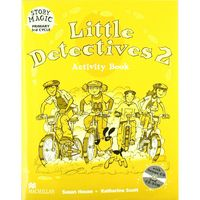 Little detectives 2 wb+cd 07 6ºep