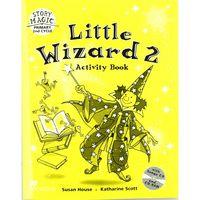 Little wizard 2 wb+cd 07 4ºep