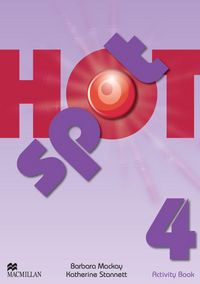 Hot spot 4 workbook