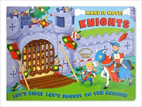 Make it move. knights