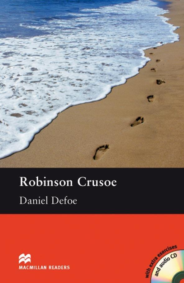 Robinson crusoe macr pre-intermediate a2-b1
