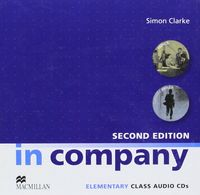 In company class audio cds a2 elementary