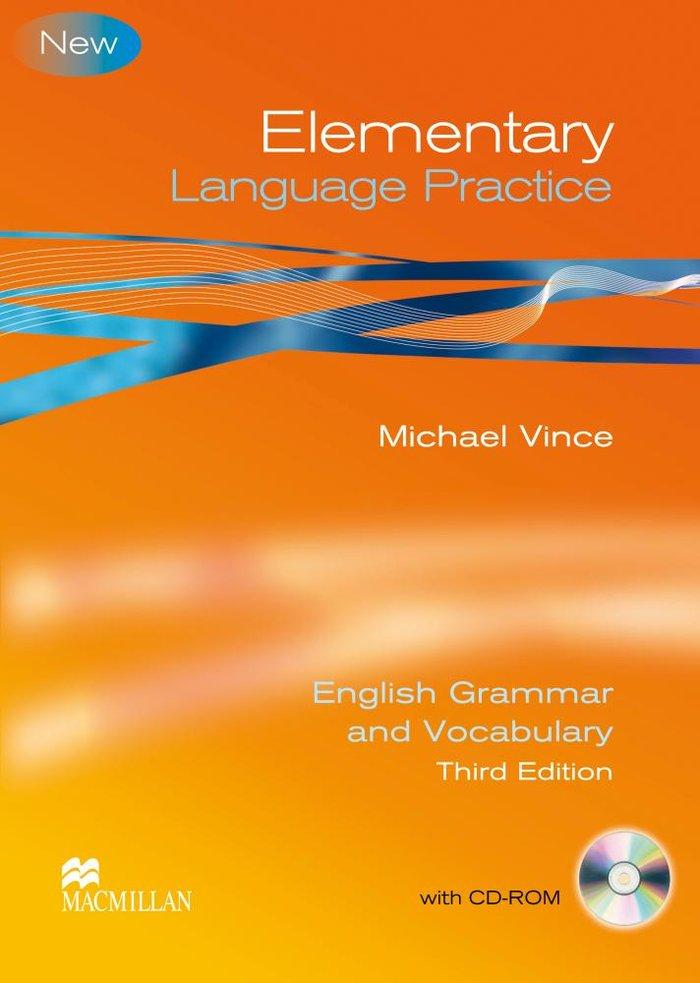 New elementary language practice no key 3ªed