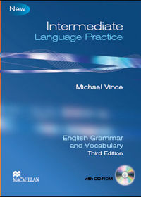 New intermediate language practice with key ne