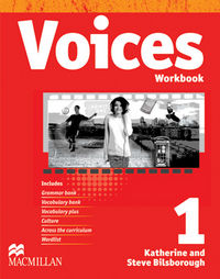 Voices 1 eso1 wb pack english