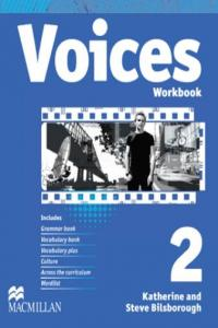 Voices 2ºeso wb 09 pack en ingles