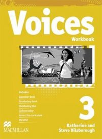 Voices 3 eso3 wb pack english