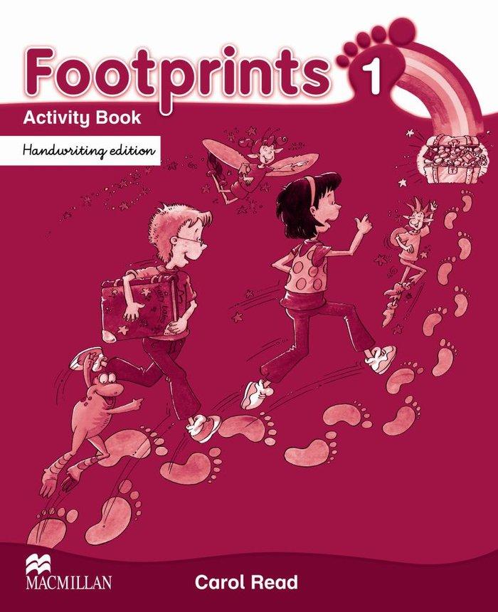Footprints 1ºep wb 09 handwriting edition