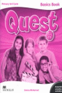 Quest 5 basics book