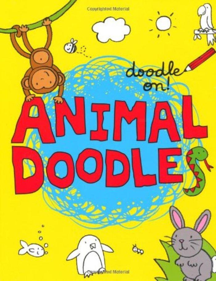 Doodle on! animal (hbk)
