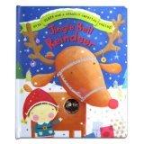 Jingle bell reindeer (hbk)