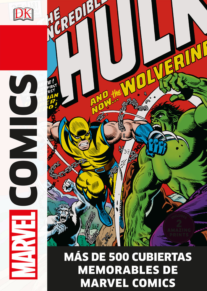 Marvel comics 75 años de historia grafica