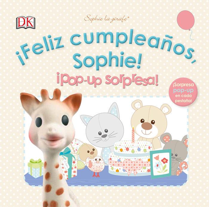 Feliz cumpleaños sophie