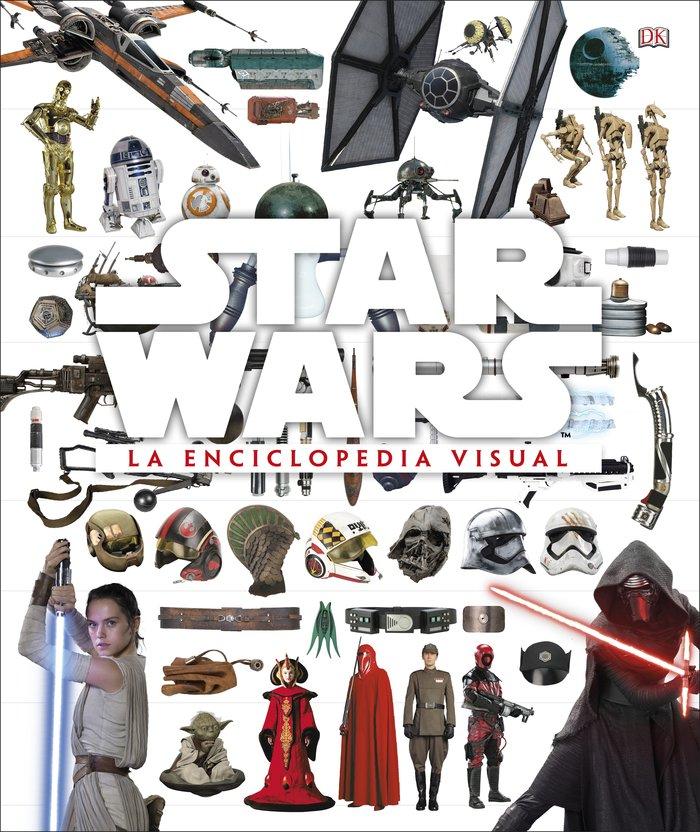 Star wars la enciclopedia visual 2017