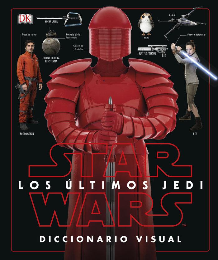 Star wars los ultimos jedi diccionario vi