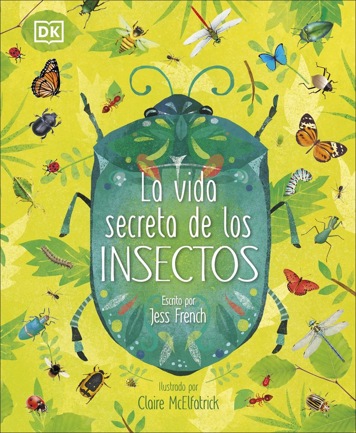 Vida secreta de los insectos,la
