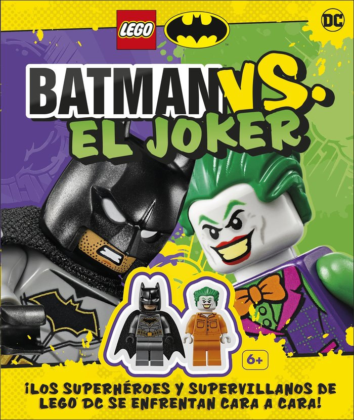 Lego batman vs el joker
